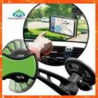 Giữ điện thoại trên ô tô hít chân không quay 360 độ tiện ích 206347