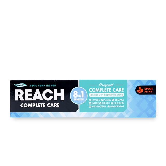 Kem Đánh Răng Reach Complete Care Extra Fresh 120g HÀN QUỐC - 2538771 , 1074331049 , 322_1074331049 , 80000 , Kem-Danh-Rang-Reach-Complete-Care-Extra-Fresh-120g-HAN-QUOC-322_1074331049 , shopee.vn , Kem Đánh Răng Reach Complete Care Extra Fresh 120g HÀN QUỐC