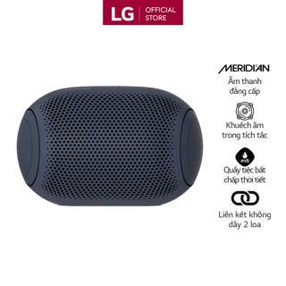 [Mã ELLGJAN giảm 3% đơn 250K] Loa Bluetooth Di Động LG Xboomgo PL2 - Hàng Chính Hãng - Màu Xanh Đen thumbnail
