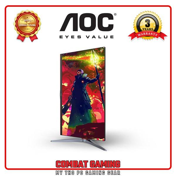 """Màn Hình AOC 27G2 27"""" IPS 144Hz 1Ms Gsync Compatible Chuyên Gaming"""