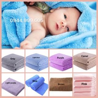 [XẢ KHO] Khăn tắm nhập khẩu cao cấp cho bé sơ sinh