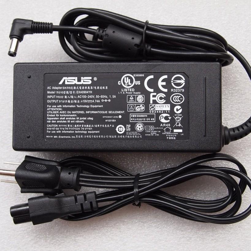 Sạc laptop Asus X44, A52, U50, X202E