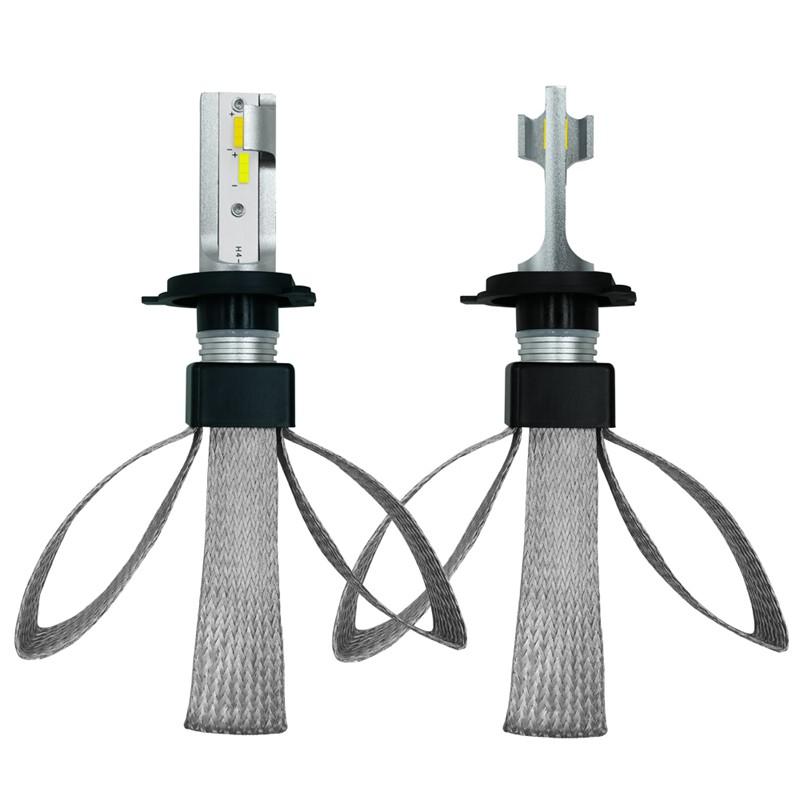 Set 2 bóng đèn pha t9-csp H4 / 9003 / HB2 chuyên dụng cho xe hơi