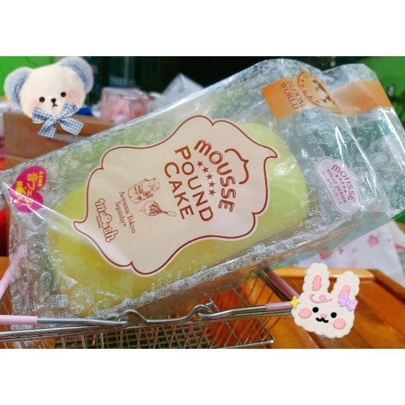 Squishy Bánh mousee bơ ibloom
