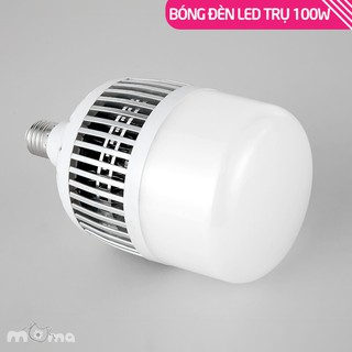 Bóng đèn LED hình trụ thân bọc nhôm siêu sáng,tiết kiệm điện,công suất cao 50W-100W-150W,độ bền lâu đuôi vít xoắn-DBTN