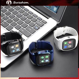 Bộ Đồng Hồ Thông Minh Bluetooth T8 Hỗ Trợ Thẻ Sim Tf Kèm Phụ Kiện
