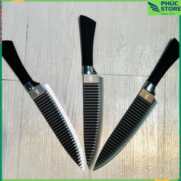 Dao thái gọt Nhật Bản siêu sắc, Lưỡi dao V_shap. Thép Tamahagane chế tạo kiếm Takana. Đồ dùng phòng bếp