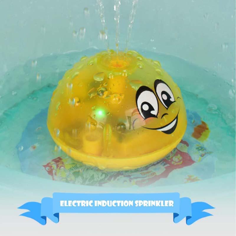 Bộ đồ chơi nhà tắm phát nhạc vui tươi dành cho các bé