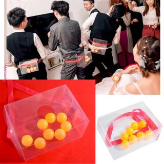 DE❀ Swing Pong Game Toy Party Family Game School Sports Game Group Building