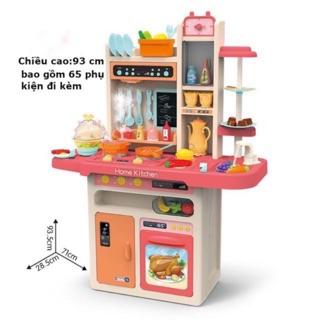 [GIÁ ƯU ĐÃI] Hộp Đồ Chơi Bếp Nấu Ăn Cao Cấp Nhiều Chức Năng Cỡ Lớn HOME KITCHEN 889-162