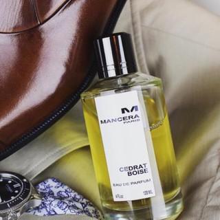 Nước hoa NAM Mancera cedrat boise 120ml - thu hút mọi ánh thumbnail