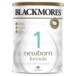 Sữa Công Thức BLACKMORE 900gr đủ 3 số 1,2,3 ÚC
