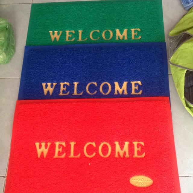 thảm welcome nhựa 40-60 cm - 21533091 , 675786997 , 322_675786997 , 69000 , tham-welcome-nhua-40-60-cm-322_675786997 , shopee.vn , thảm welcome nhựa 40-60 cm