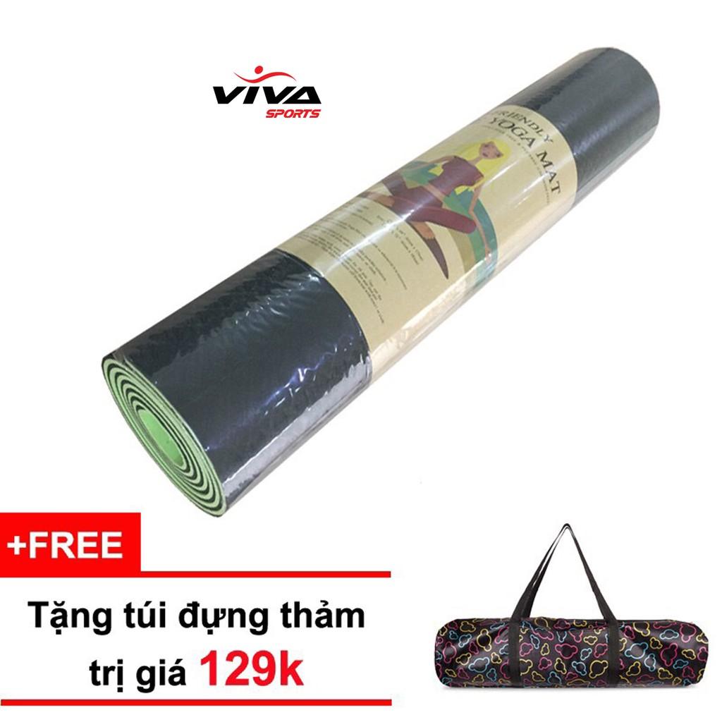 Thảm tập yoga TPE 2 lớp 6mm (xanh lá) cam kết hàng xịn không tách lớp(tặng kem túi và dây) - 3615616 , 1349402547 , 322_1349402547 , 259000 , Tham-tap-yoga-TPE-2-lop-6mm-xanh-la-cam-ket-hang-xin-khong-tach-loptang-kem-tui-va-day-322_1349402547 , shopee.vn , Thảm tập yoga TPE 2 lớp 6mm (xanh lá) cam kết hàng xịn không tách lớp(tặng kem túi và