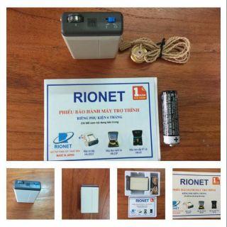 Máy trợ thính Rionet HA 20DX - Rionet HA 20DX 1 bảo hành chính hãng 12 tháng thumbnail