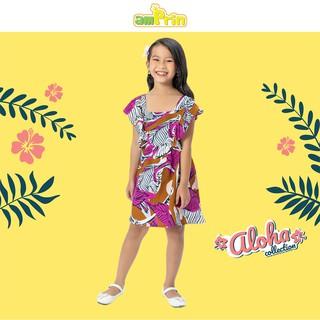 Đầm bé gái họa tiết FAIRYWING AmPrin D749 thumbnail