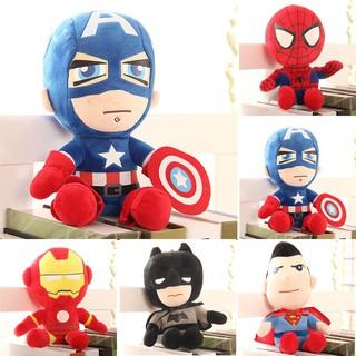 Biệt đội siêu anh hùng nhồi bông kích thước 28cm/11 dễ thương