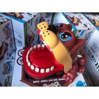 [HÀNG ĐẸP GIÁ TỐT]đồ chơi cho bé – Đồ chơi khám răng chó Bull