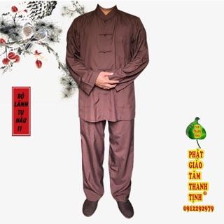 Bộ quần áo cao cấp cho quý thầy và phật tử