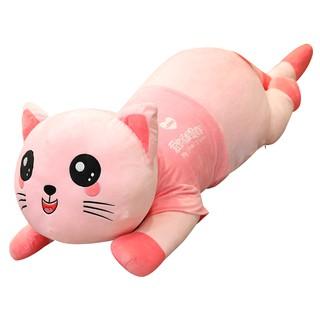 Thú Nhồi Bông Hình Mèo Con Xinh Xắn Đáng Yêu