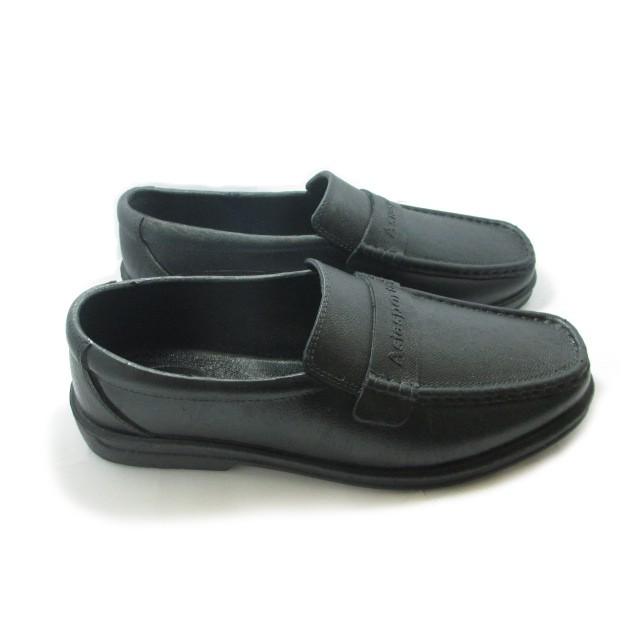 Giày lười nhựa giả da ASIA cao cấp