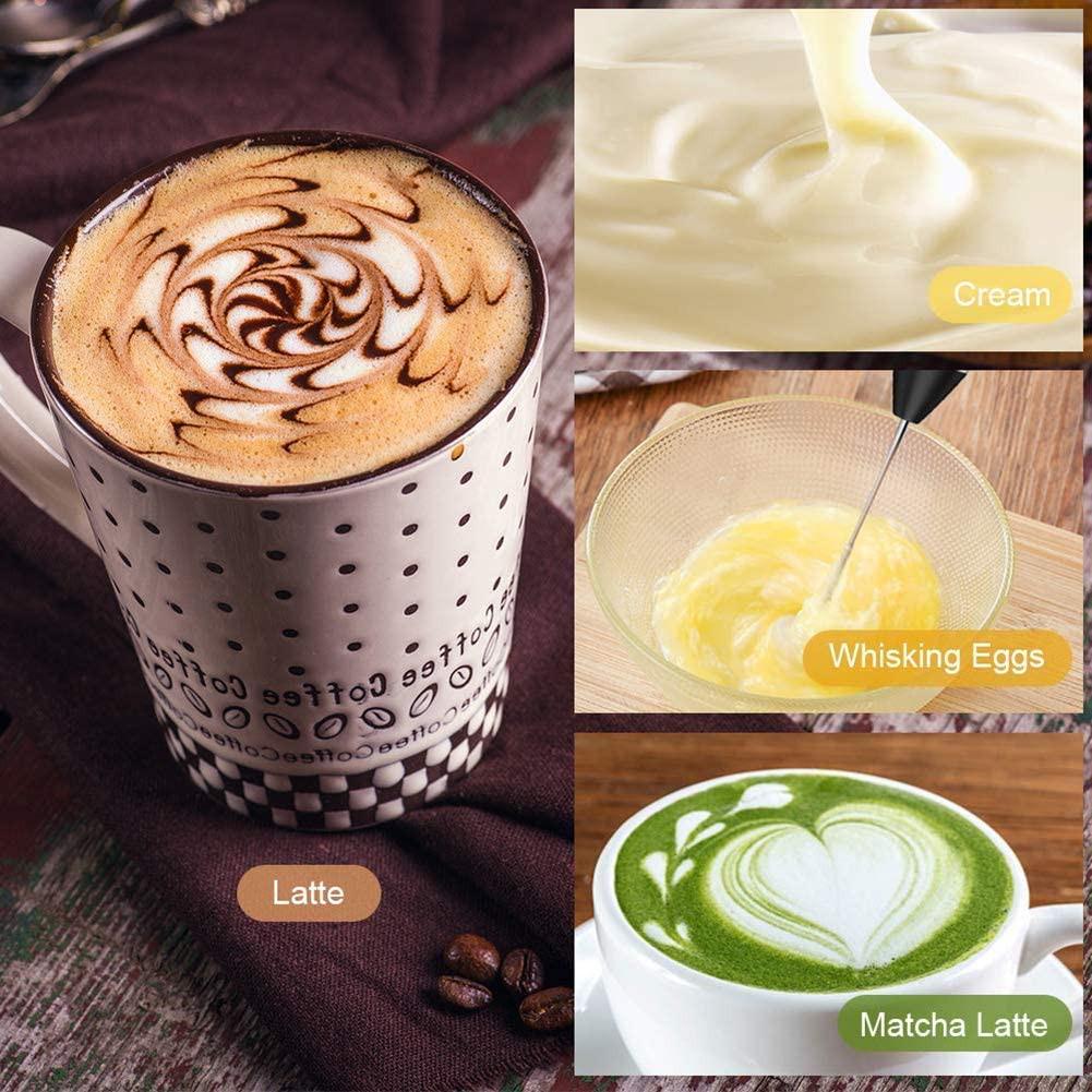[FREESHIP] Máy Đánh Trứng, Đánh Sữa , Tạo Bọt Cafe Mini Cầm Tay Pin Sạc 3 Chế Độ Cao Cấp