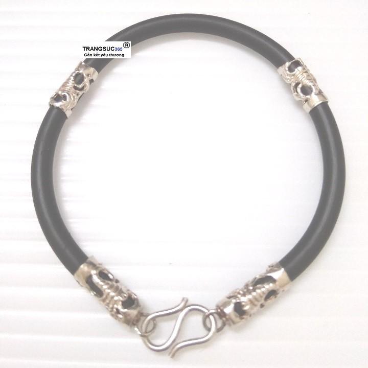 Lắc tay nam bạc  , vòng tay nam bạc   - trang sức bạc cao cấp Vòng Tay/Lắc Tay