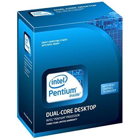 Intel Penryn Pentium E5200 / E5400 / E6500 / E6600