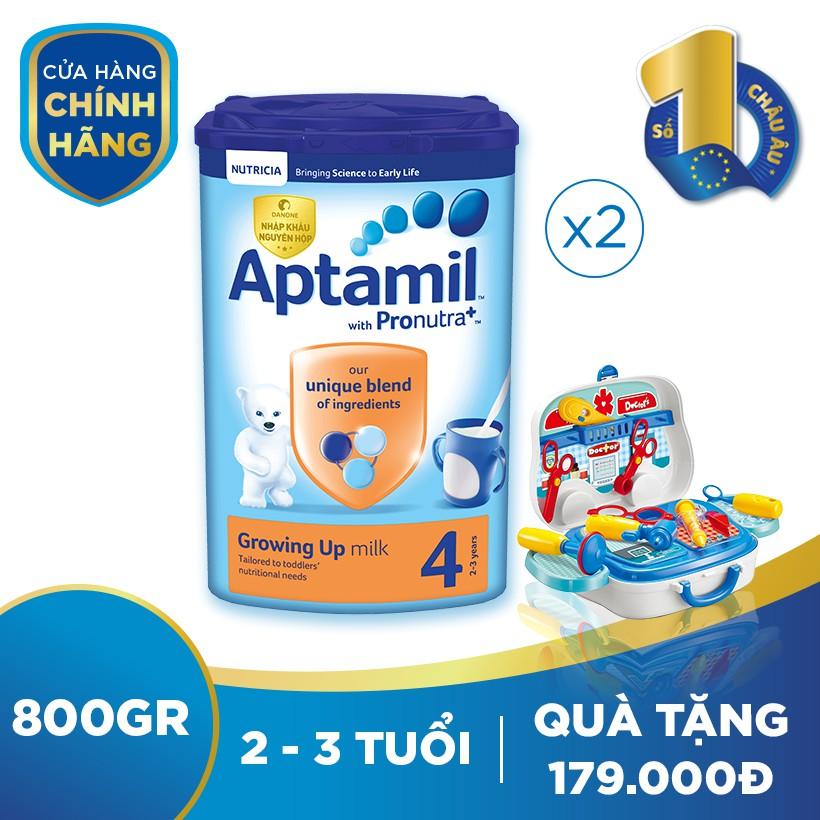 [Nhập ATPA1040K -40K đơn 999K] Bộ 2 hộp sữa dinh...