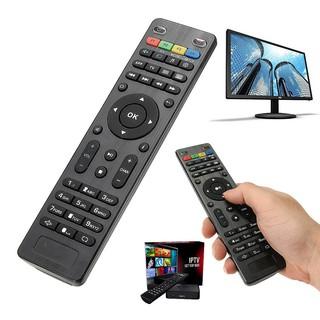 Điều khiển từ xa màu đen cho TV Mag 250 254 255 260 270