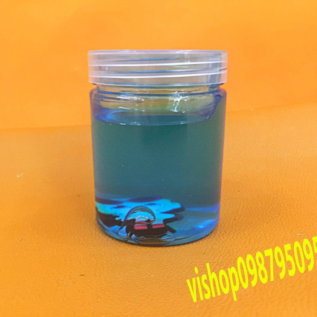 slime hình cô gái -slime mềm mã HKO14 Vsp15
