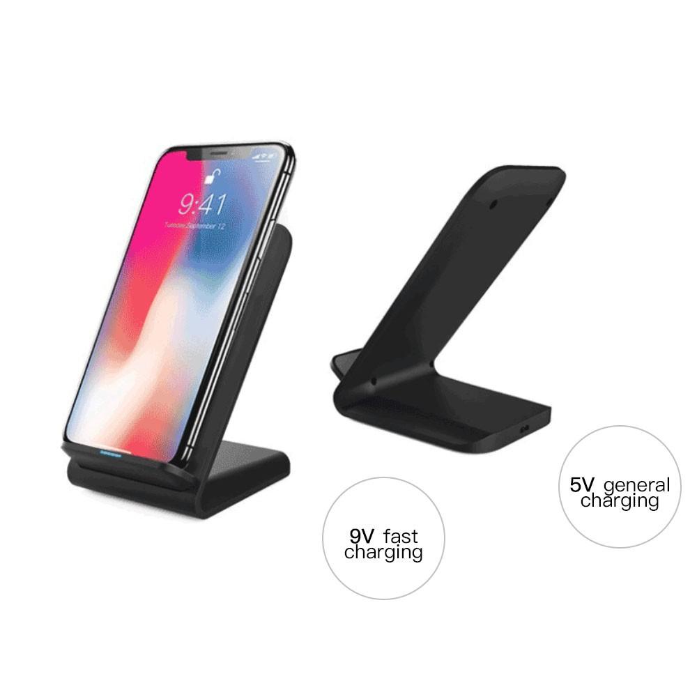 Đế Sạc Không Dây Qi 10w Cho Samsung Iphone 11 Xs Max