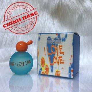 Nước hoa nữ chính hãng Moschino Cheap And Chic I Love Love 4.9ml thumbnail