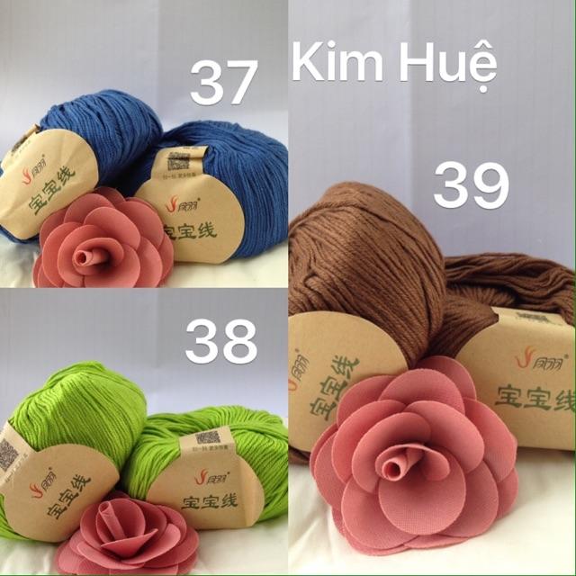 Combo len Babybup và kim bao da hồng - 9934850 , 484495667 , 322_484495667 , 330000 , Combo-len-Babybup-va-kim-bao-da-hong-322_484495667 , shopee.vn , Combo len Babybup và kim bao da hồng