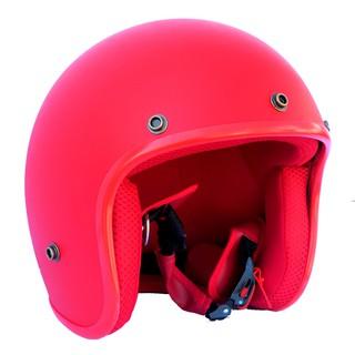 Hình ảnh Mũ bảo hiểm NTMAX 3/4 đen nhám (nhiều màu) cao cấp chuẩn quatest 4-6
