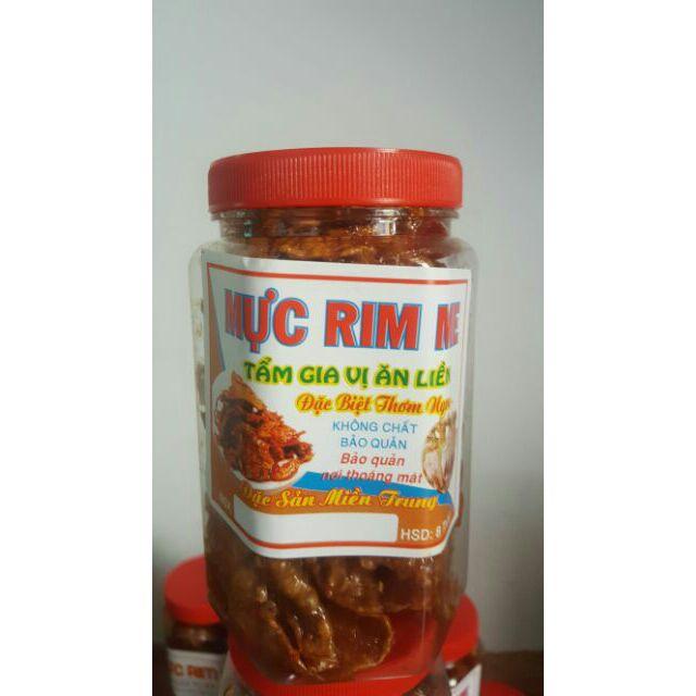 Mực Rim Me đặc sản Nha Trang ( nguyên con nha )