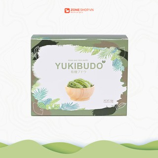 [CHÍNH HÃNG] Rong nho tách nước YUKIBUDO, rong nho tách nước CN Nhật Bản, rong kho yukibudo, hoàn toàn tự nhiên 100%
