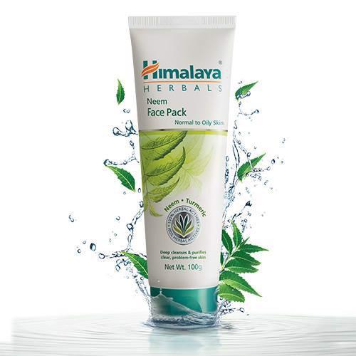 Gel đắp mặt nạ Himalaya Neem Face Pack (100ml) • Đang giảm giá tháng 2/2021    BeeCost