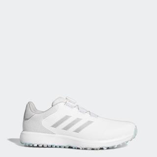 adidas GOLF S2G BOA Spikeless Golf Shoes Nam Màu trắng FW6311 thumbnail