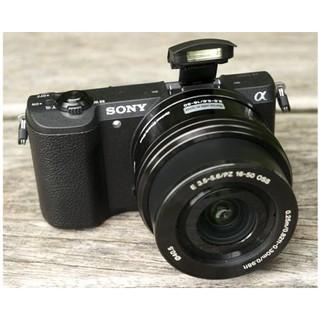 Máy ảnh Sony Alpha A5100 kèm ống kính 16-50mm (tặng thêm 1 pin)