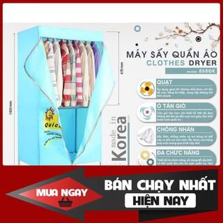 Tủ Sấy Quần Áo - Tủ Sấy Quần Áo Clothes Dryer Công Nghệ Hàn Quốc Tia UV, Tủ Sấy Tiện Dụng Chắc Chắn