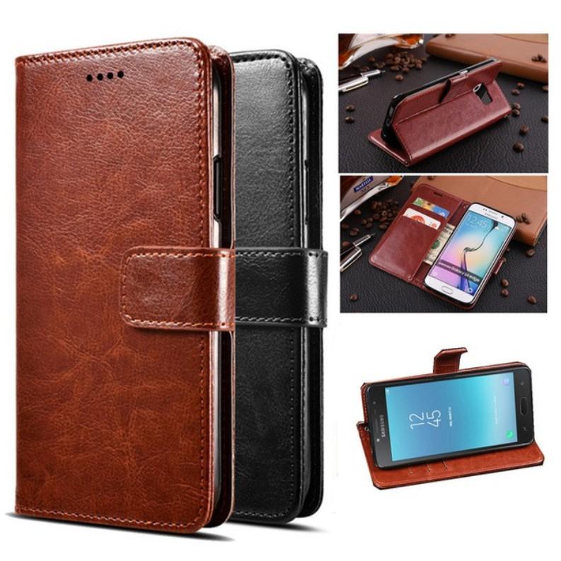 Flip Cover Wallet Xiaomi Redmi 6 / Redmi 6A 4A 4X 5PLUS  note2 Leather Wallet Photo Slot Casing
