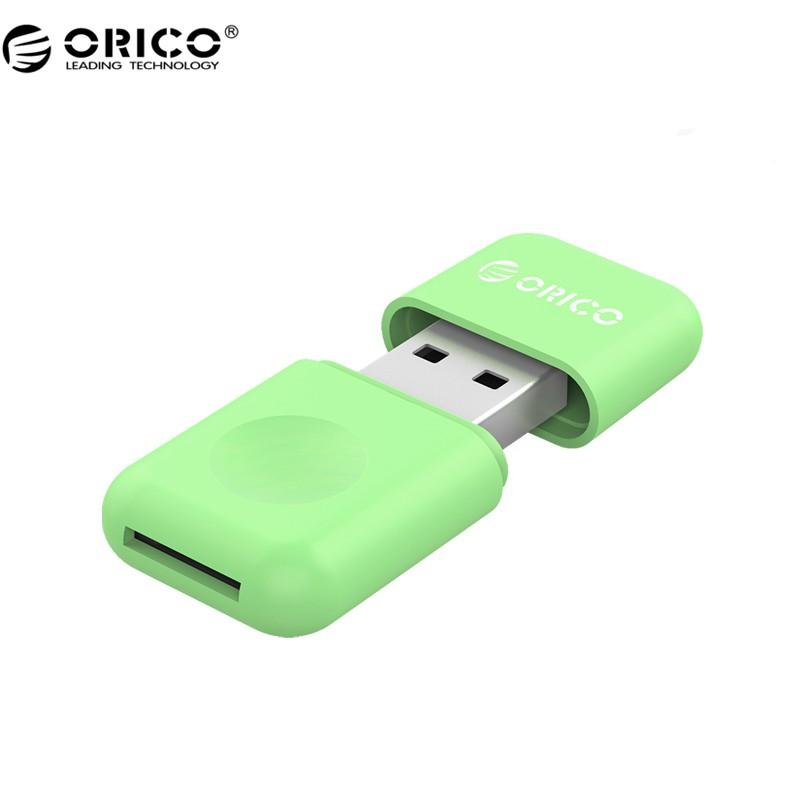Đầu đọc thẻ nhớ MicroSD chuẩn USB 3.0 Orico CRS12