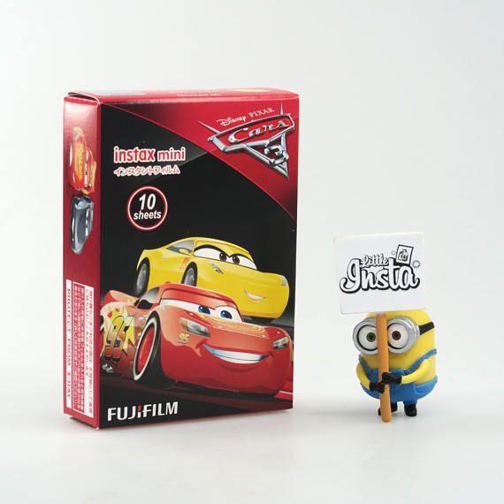 Film cho máy ảnh Fujifilm Instax Film Mini Cars ( 10 tấm )