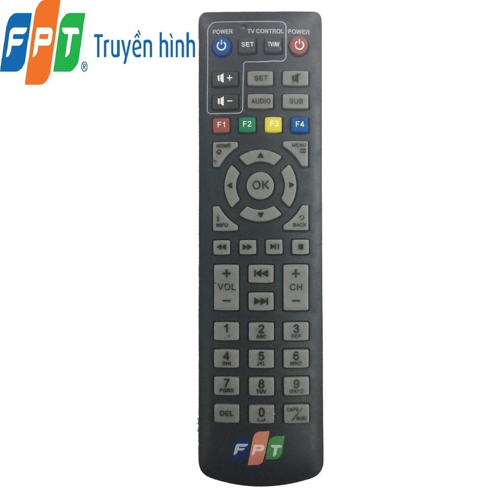 fpt - Remote điều khiển đầu thu truyền hình FPT