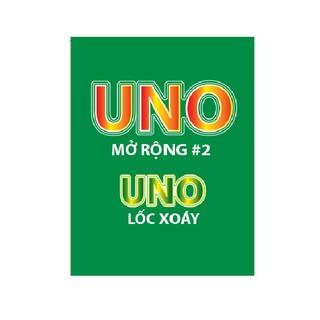 Uno Mở Rộng 2 – Uno Lốc Xoáy (New Vision)