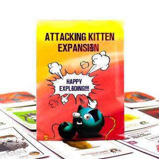 ATTACKING KITTENS – MÈO NỔ MỞ RỘNG BẢN #2