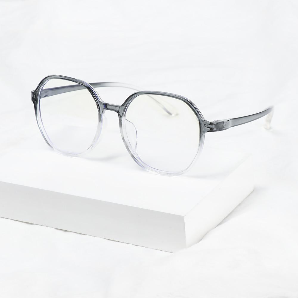 DIACHA Unisex Computer Goggles Radiation Protection Eyeglasses Myopia Glasses Vision Care Ultralight Anti-UV Blue Rays Fashion Flat Mirror Eyewear