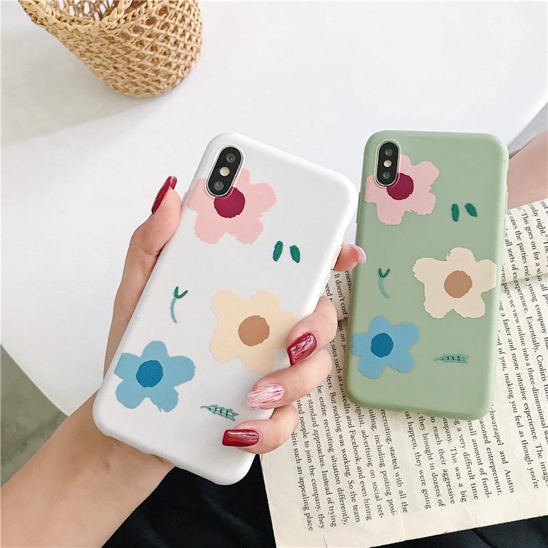Ốp lưng điện thoại bằng Silicone mềm dành cho iPhone 6 6S 7 8 Plus X XS Max XR 3D