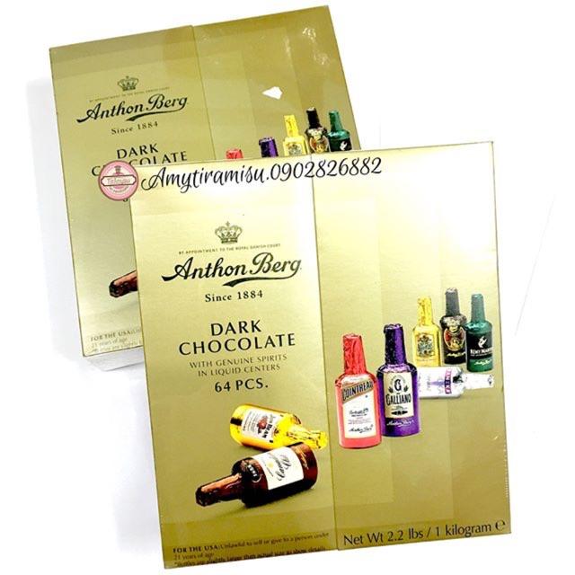Sô cô la Rượu Anthon Berg - Mỹ - 2457117 , 746456827 , 322_746456827 , 650000 , So-co-la-Ruou-Anthon-Berg-My-322_746456827 , shopee.vn , Sô cô la Rượu Anthon Berg - Mỹ